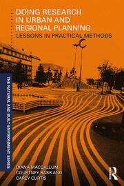 Doing Research in Urban and Regional Planning: Lessons in Practical Methods