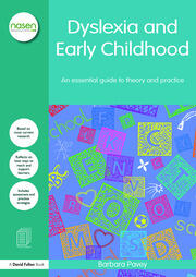 Dyslexia and Early Childhood - 1st Edition book cover