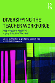 Diversifying the Teacher Workforce - 1st Edition book cover