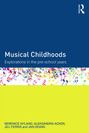 Musical Childhoods - 1st Edition book cover
