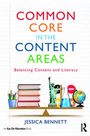 Common Core in the Content Areas - 1st Edition book cover