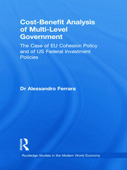 Cost-Benefit Analysis of Multi-Level Government - 1st Edition book cover