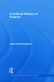 A Cultural History of Finance - 1st Edition book cover