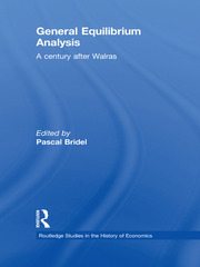 General Equilibrium Analysis - 1st Edition book cover