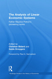 The Analysis of Linear Economic Systems - 1st Edition book cover