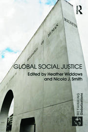 Global Social Justice - 1st Edition book cover