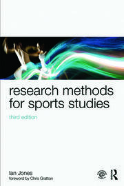 Research Methods for Sports Studies - 3rd Edition book cover
