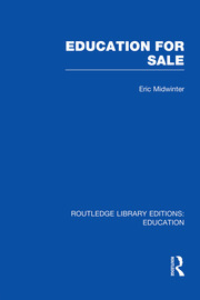 Education for Sale - 1st Edition book cover
