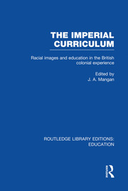 The Imperial Curriculum - 1st Edition book cover