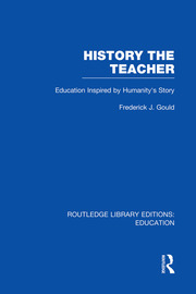 History The Teacher - 1st Edition book cover