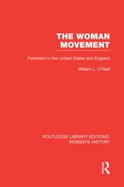 The Woman Movement - 1st Edition book cover