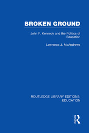 Broken Ground - 1st Edition book cover