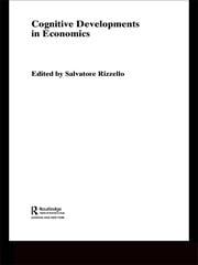 Cognitive Developments in Economics - 1st Edition book cover