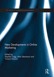 New Developments in Online Marketing - 1st Edition book cover