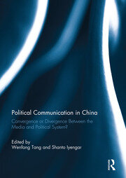 Political Communication in China - 1st Edition book cover