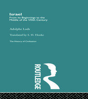 Israel - 1st Edition book cover
