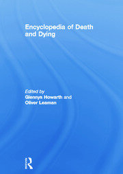 Encyclopedia of Death and Dying - 1st Edition book cover