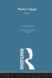 Mod Egypt Pt1:Orientalism V 5 - 1st Edition book cover