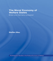 The Moral Economy of Welfare States - 1st Edition book cover