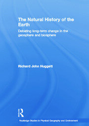 The Natural History of Earth - 1st Edition book cover