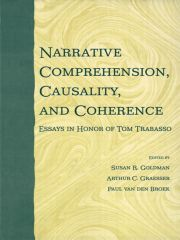 Narrative Comprehension, Causality, and Coherence - 1st Edition book cover