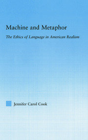 Machine and Metaphor - 1st Edition book cover