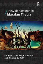 New Departures in Marxian Theory - 1st Edition book cover