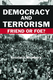 Democracy and Terrorism - 1st Edition book cover