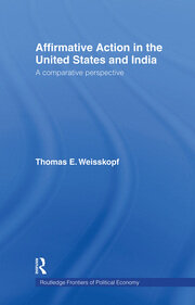 Affirmative Action in the United States and India - 1st Edition book cover
