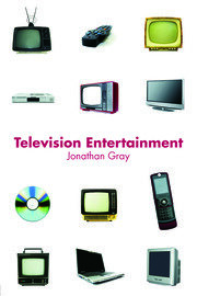 Television Entertainment - 1st Edition book cover