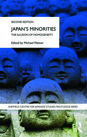 Japan's Minorities - 2nd Edition book cover