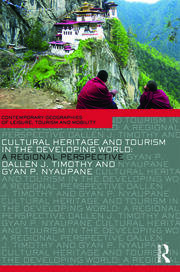 Cultural Heritage and Tourism in the Developing World - 1st Edition book cover