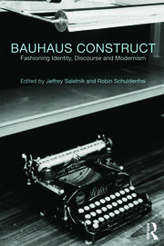 Bauhaus Construct - 1st Edition book cover