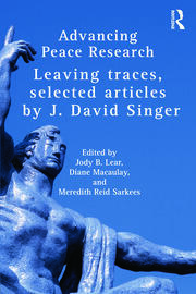 Advancing Peace Research - 1st Edition book cover