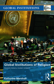 Global Institutions of Religion - 1st Edition book cover