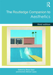 The Routledge Companion to Aesthetics - 3rd Edition book cover