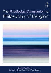 Routledge Companion to Philosophy of Religion - 2nd Edition book cover