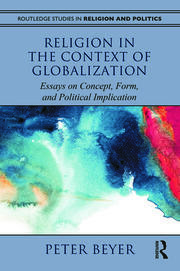 Religion in the Context of Globalization - 1st Edition book cover