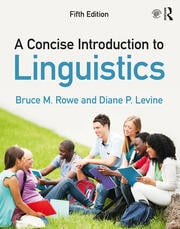A Concise Introduction to Linguistics - 5th Edition book cover