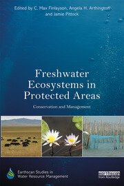 Freshwater Ecosystems in Protected Areas - 1st Edition book cover