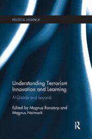 Understanding Terrorism Innovation and Learning - 1st Edition book cover