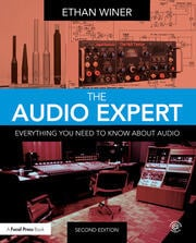 The Audio Expert - 2nd Edition book cover