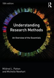 Understanding Research Methods - 10th Edition book cover