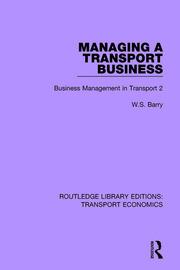Managing a Transport Business: Business Management in Transport 2