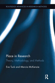 Place in Research - 1st Edition book cover