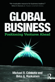 Global Business - 1st Edition book cover