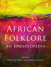 African Folklore - 1st Edition book cover