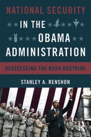 National Security in the Obama Administration - 1st Edition book cover