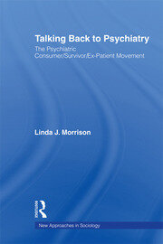 Talking Back to Psychiatry - 1st Edition book cover