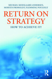 Return on Strategy - 1st Edition book cover